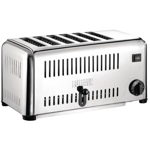 Buffalo 6 Slice Toaster