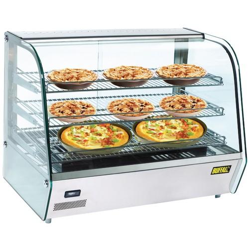 Buffalo Heated Display Merchandiser 160Ltr
