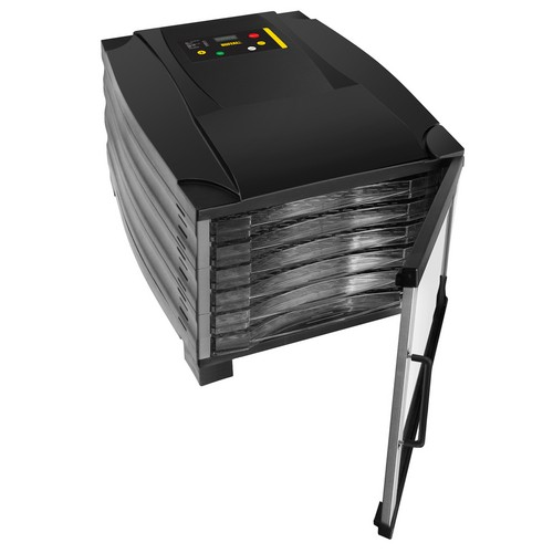 Buffalo 6 Tray Dehydrator with Timer and Door