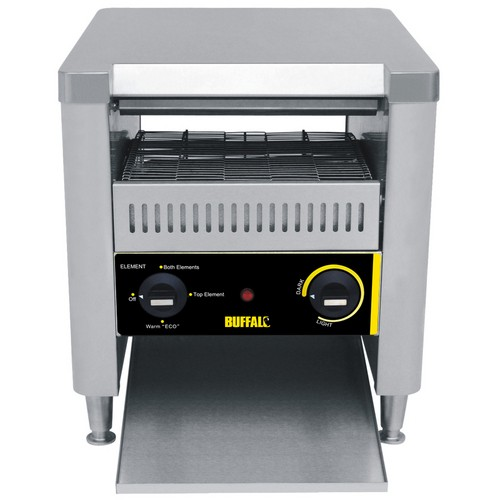 Buffalo Double Slice Conveyor Toaster