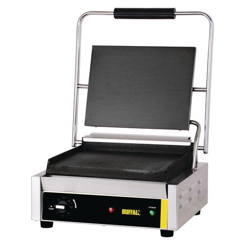 Buffalo Bistro Contact Grill Large Flat
